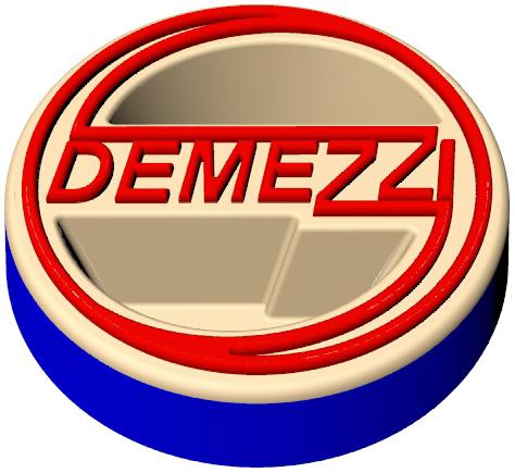 Logo Demezzi isolanti elettrici e termici Torino